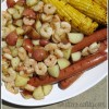 Low Country Boil on the grill