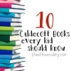 10 Caldecott Books Every Kid Should Know