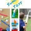 Awesome Summer Toys to Make and Play With