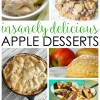 Insanely Delicious Easy Apple Dessert Recipes