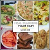 Meal Planning Made Easy Week #4