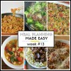 Meal Planning Made Easy Week #13