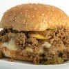 Cheesesteak Sloppy Joes Recipe