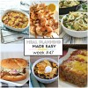 Easy Meal Plan Week #47