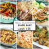 Easy Meal Plan Recipes #58