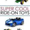 Wait til You See These Super Cool Ride On Toys