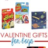 Super Fun Valentine Gift Ideas Boys Will Love, Too!