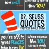 Dr. Seuss Quotes For Kids