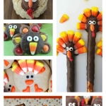 Thanksgiving Turkey Treats Kids Will Love