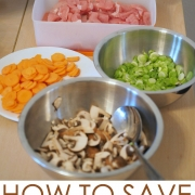 How to Save Tons of Time With Meal Planning