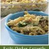 Pesto Chicken Casserole