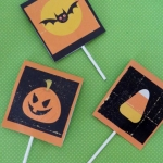 Halloween Candy Wrappers