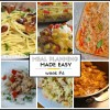 Meal Planning Made Easy Week #6