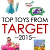 Top 10 Toys from Target 2015