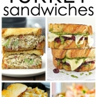 Leftover Turkey Sandwich Recipes