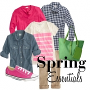How to Create Spring Outfits for Moms on the Go