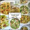 Easy Meal Plan Week #34