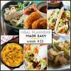Easy Meal Plan Week #35
