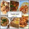 Easy Meal Plan Week #31