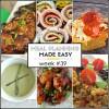 Easy Meal Plan Recipes Week #39