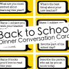 School Talk Conversation Starters