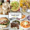 Easy Meal Plan #54
