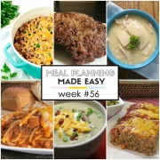 Easy Meal Plan #56