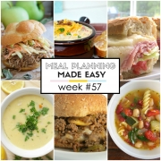 Easy Meal Plan #57