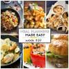 Meal Plan Week #59 Easy Recipes