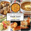 Easy Meal Plan #60