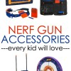 Check out The Latest in Popular Nerf Gun Accessories