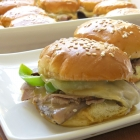 Super Delicious Roast Beef Slider Recipe