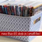 Best DVD Storage Solution For Easy Organization