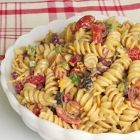 Easy Mexican Pasta Salad