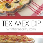 Tex Mex Dip Recipe
