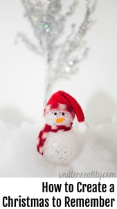 3 Questions to Ask for a Christmas to Remember