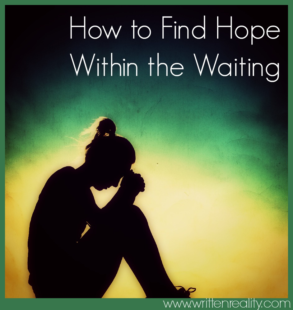 how to find hope waiting