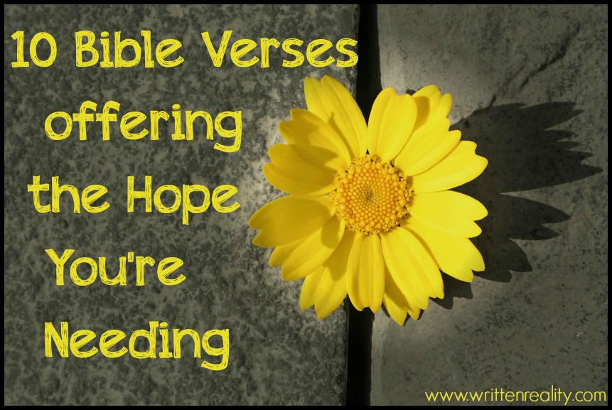 bible quotes about hope quotesgram
