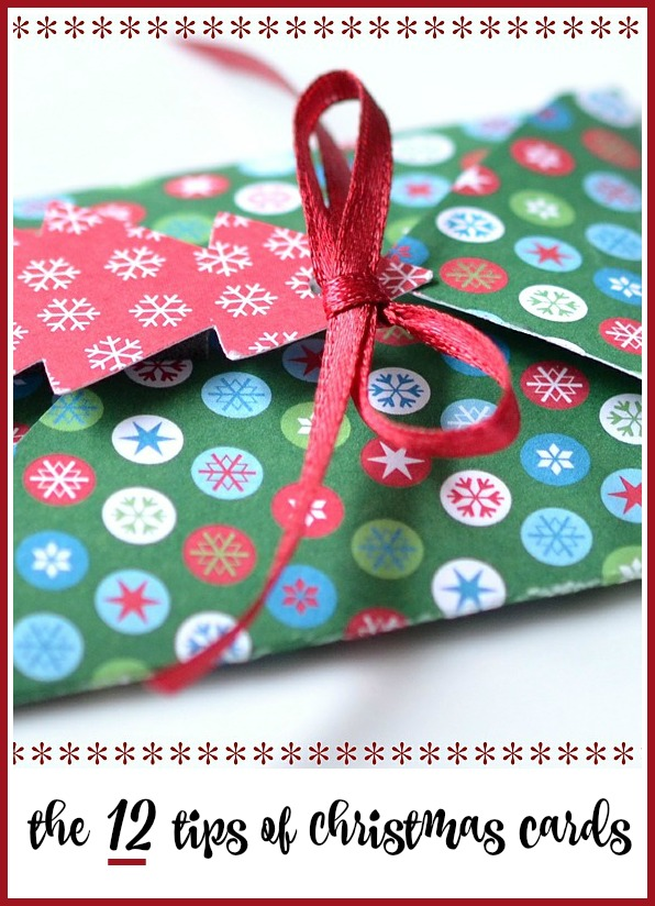 tips for sending christmas cards - When To Send Out Christmas Cards