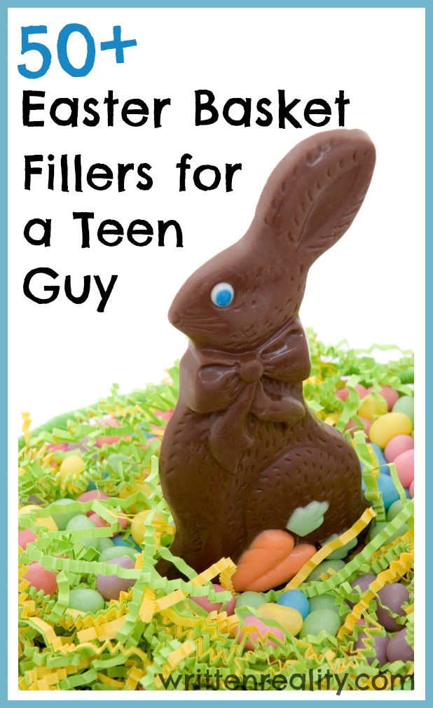 50+ Easter Basket Fillers