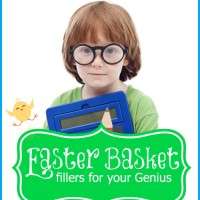 Easter Basket Fillers for Your Genius