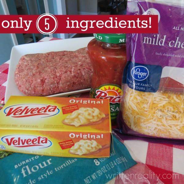Easy Beef Mexican Lasagna Recipe