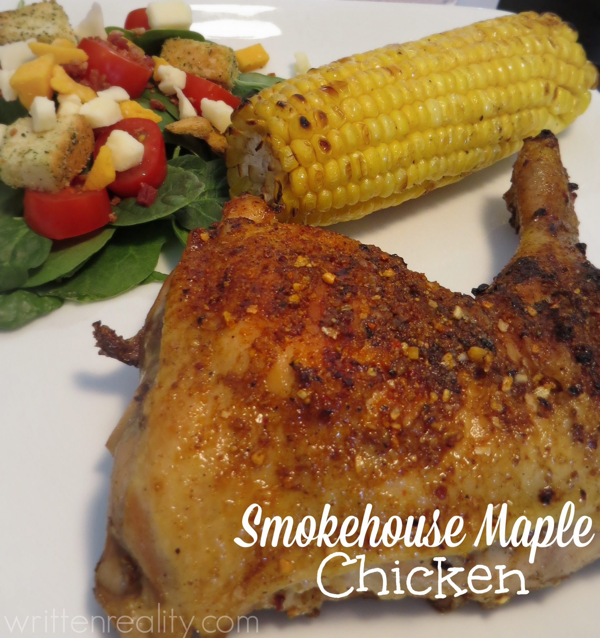 grilled chicken recipe easy