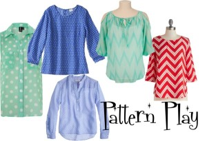 Lightweight Tops for Spring to Summer