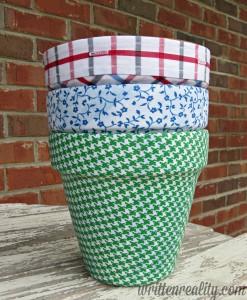 fabric-flowerpots