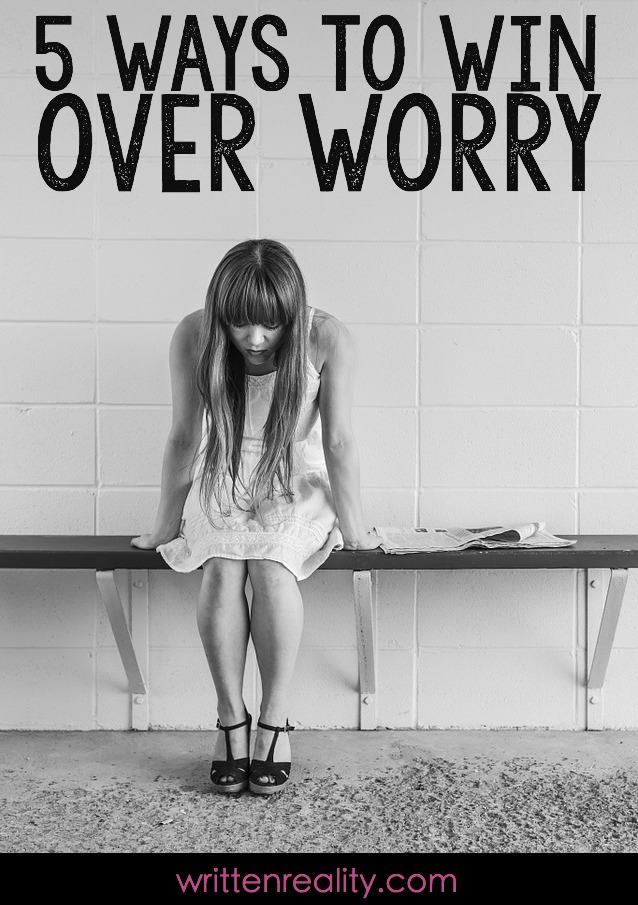 ways to overcome worry