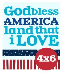 God-America-sizes-print
