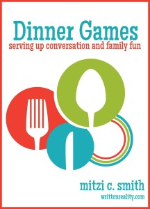 Dinner Games eBook is on Sale Now!