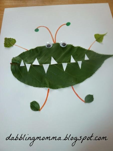 leaf creature number 2 pm
