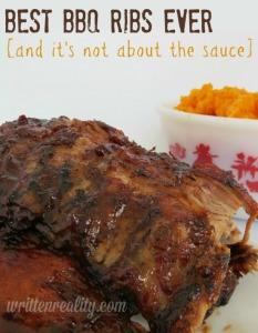 Best BBQ Ribs Recipe